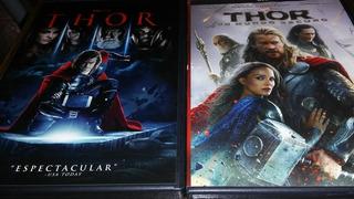 Thor 1 Y 2 Dvd