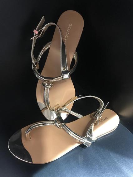 Sandalias Zapatos Studio F Originales Nuevos