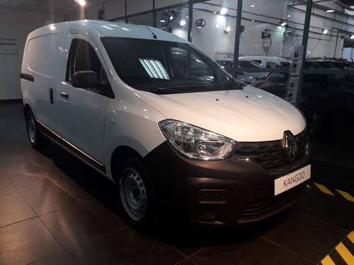 Renault Kangoo Confort 1.6 Furgon 0km 2021 Financio Anticipo