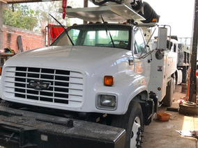 Camion Grua Perforadora Para Postes Electricos