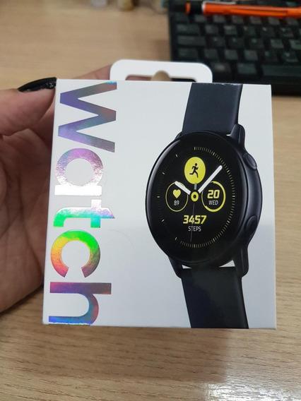 Relogio Galaxy Watch Active Preto - Samsung