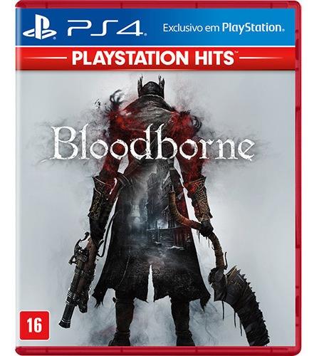Jogo Bloodborne Hits - Ps4
