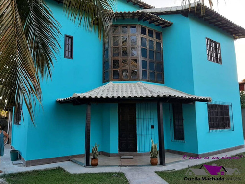 Imagem 1 de 15 de Maravilhosa Casa Duplex Com 3 Quartos Em São José Do Imbassaí!!! - 118