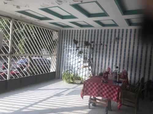 Imagem 1 de 17 de Sobrado No Bairro Tatuapé, 3 Dorm, 2 Suíte, 2 Vagas, 300 M, 203 M - 1939