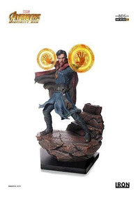 Doctor Strange Bds Art Scale 1/10 - Avengers: Infinity War -