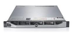 Servidor Dell Poweredge R620 2 Xeon E5-2670 + 32 Gb 750w