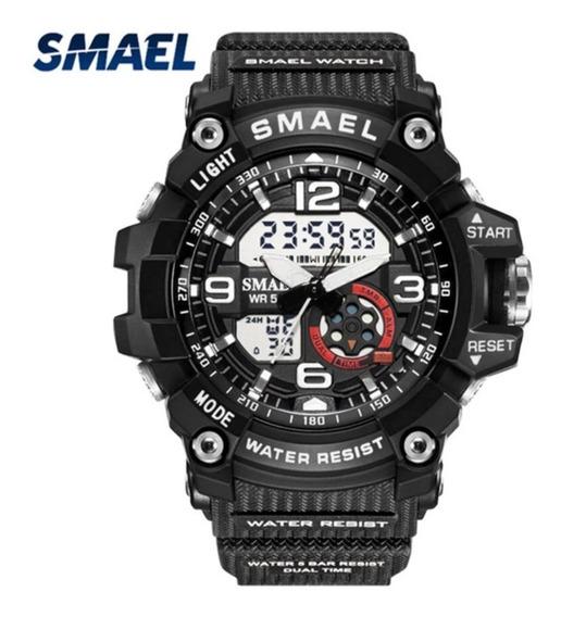 Relógio Esportivo G Shock Smael Digital A Prova D