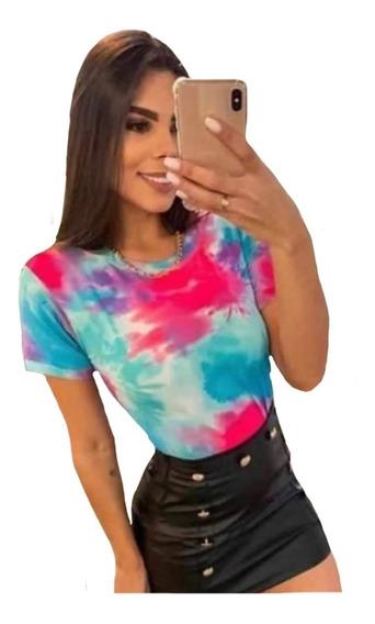 Blusa Businha Camisa T-shirt Roupa Feminina Top Barato