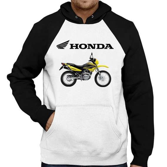 Moletom Moto Honda Nxr 150 Bros