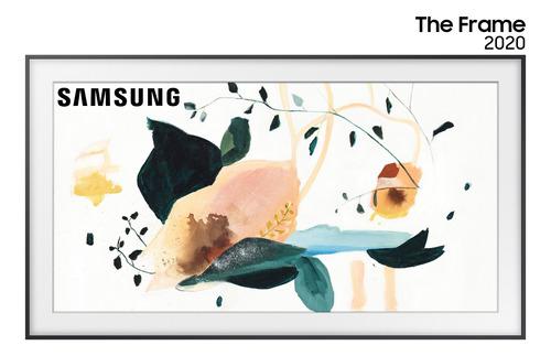 Samsung Smart Tv 43 Qled 4k The Frame 2020 Com Modo Arte