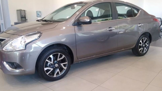 Nissan Versa 1.6 Exclusive At 0km