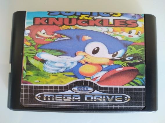 Sonic 3 & Knuckles Salvando Mega Drive Genesis