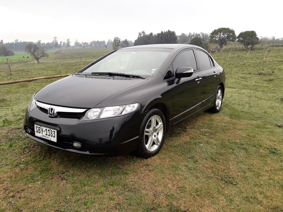 Honda Civic 1.8 Exs At 2008 Oportunidad