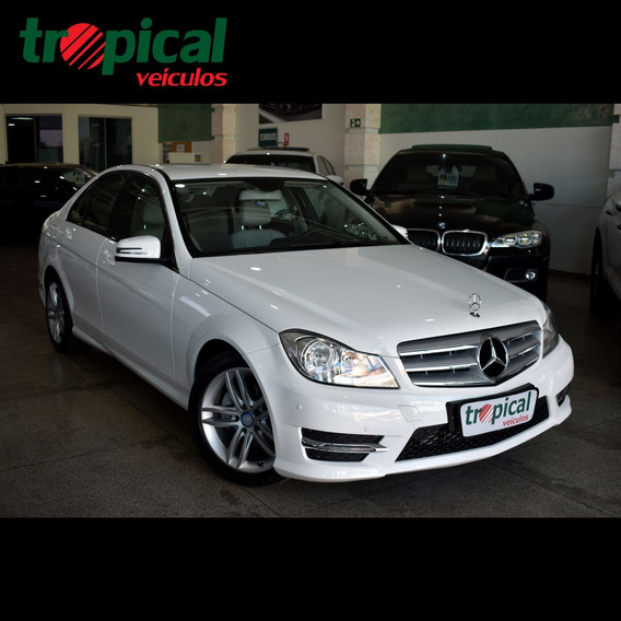 Mercedes-benz C 180 1.6 Cgi Touring 16v Turbo Gasolina 4p