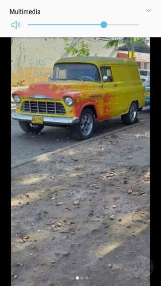 Chevrolet Apache Panel