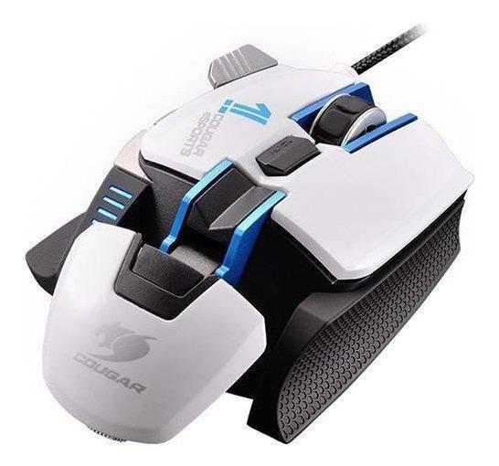 Mouse Gamer Cougar 700m 8200dpi E-sports 8 Botões.