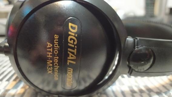 Fone Áudio Technica