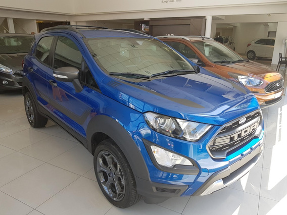 Ford Ecosport Storm At 2.0 4x4 Dc4 As3