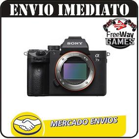 Câmera Digital Sony Alpha A7miii Mirrorless (somente Corpo)