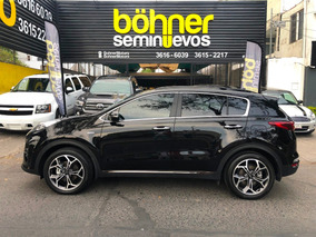 Kia Sportage 2.4 Sxl Awd At Año 2019