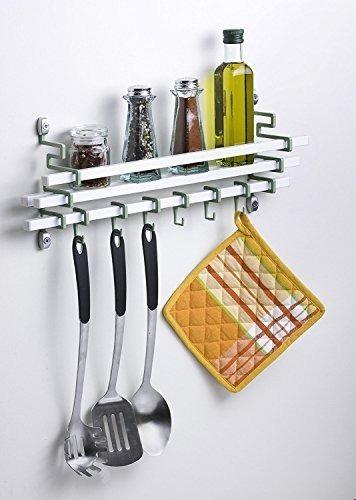 Ganchos De Especias Y Utensilios De Cocina