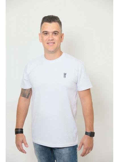 T-shirt - Branca - Unissex