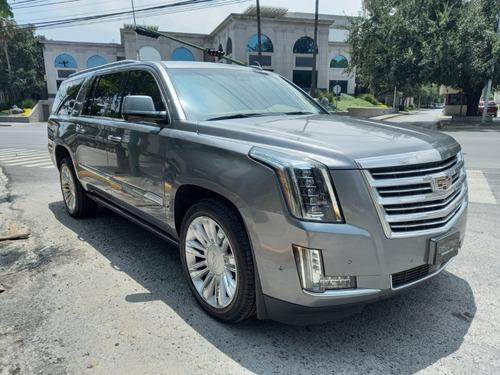 Imagen 1 de 8 de Cadillac Escalade Esv Platinum 2018