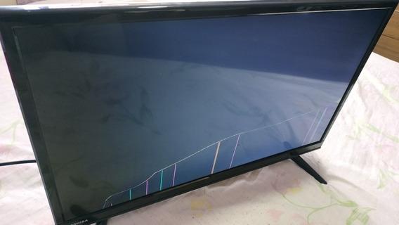 Tv Toshiba 24 24l1850 ... Peças Para Reposição!!!