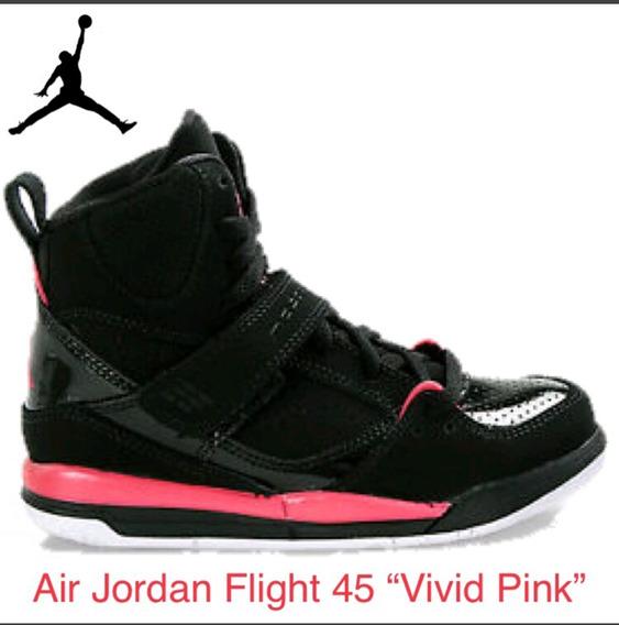 Air Jordan Flight 45 Vivid Pink