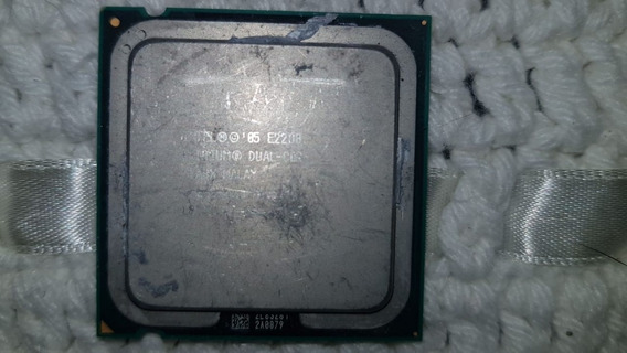 Processador Intel Dual Core E2200 2,20ghz Usada Bom Estado