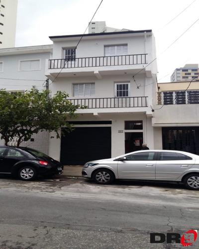 Imagem 1 de 10 de Casa Residencial Em São Paulo - Sp, Alto Da Mooca - Ca00322