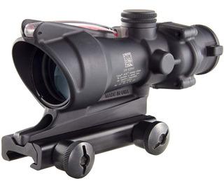 Mira Telescopica Rifle Asalto Iluminada Rojo 4x36 Picantini