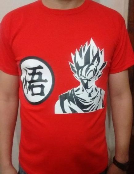 Remera Dragon Ball Goku