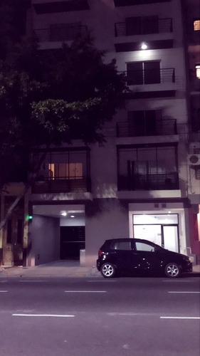 Departamento 1 Ambiente Con Cochera Contrafrente Balcon