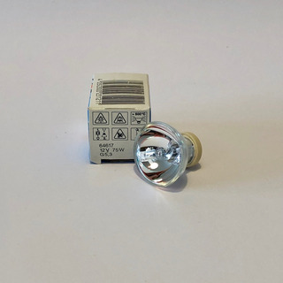 Lámpara Halógena Osram Dicroica 64617 12 V 75 W G5.3