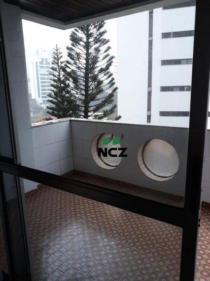 Apartamento Com 4 Dormitórios À Venda, 189 M² Por R$ 735.000,00 - Graça - Salvador/ba - Ap0060