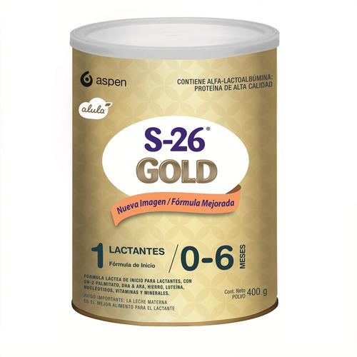 Formula Infantil S-26 Gold Etapa 1 0-6m X 400gr