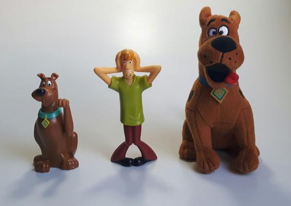 Kit Salsicha Dogue Alemão Scooby Doo Pelúcia