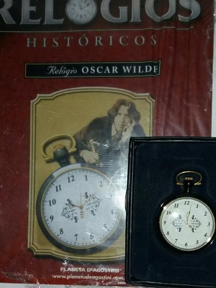 Oscar Wilde Relógios Históricos De Agostini