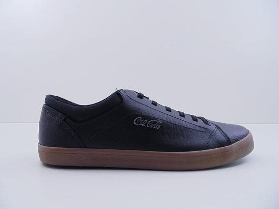 Sapatênis Coca Cola Shoes Cally Masculino Adulto Elástico Cc1560