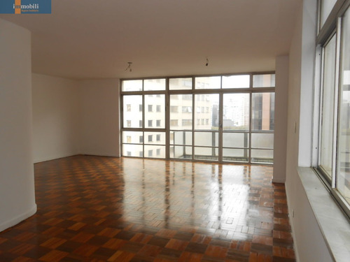 Apartamento Para Venda No Bairro Higienópolis Em São Paulo - Cod: Ze96385 - Ze96385