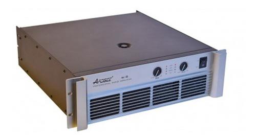 Amplificador De Potencia Apogee W3.6 1800w 2 Canales