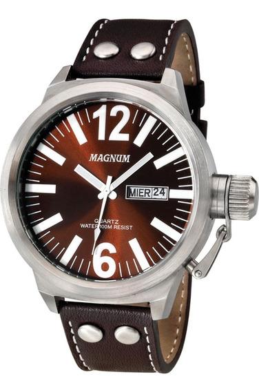 Relógio Masculino Magnum Esportivo Analógico Ma31524v N.f.