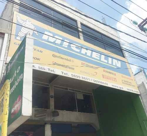 Edificio Comercial En Renta, Santa Clara Ecatepec, Edo Mex