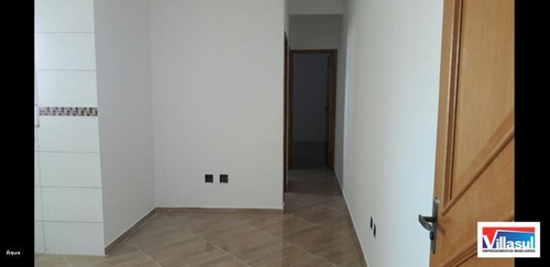 Apartamento Sem Condomínio Para Venda Em Santo André, Vila Suíça, 2 Dormitórios, 1 Suíte, 1 Banheiro, 1 Vaga - Sa116_2-1159206