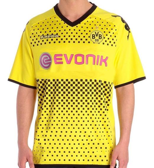 Playera Jersey Borussia Dortmund Hombre Kappa Full Je-310