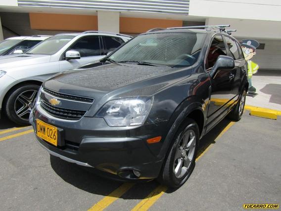Chevrolet Captiva Platinum