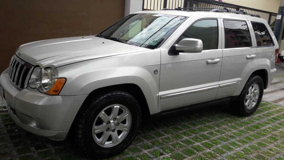 Jeep Grand Cherokee Limited 4x4 - 2009 - Full Equipamiento