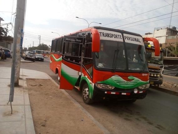 Bus De 30 Pasajeros Mercedes Benz