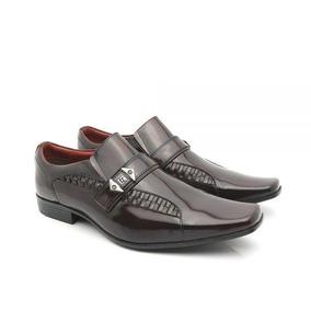 Sapato Social Masculino Prince Em Couro Vnt